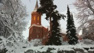 Hattulan kirkko (comic)