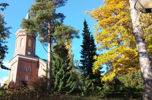 muokattu kirkko